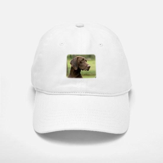 German Shorthaired Pointer 9Y163D-159 Baseball Baseball Cap
