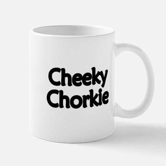 Cheeky Chorkie Mug