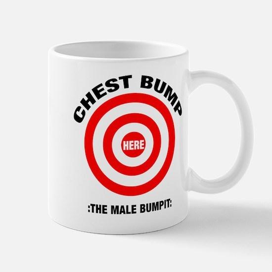 Chest Bump Mug