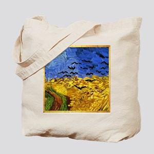Van Gogh 'Crows in a Field' Tote Bag