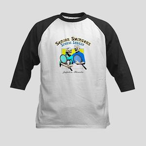 Senior Swingers Sports League Kids Baseball Jersey