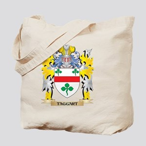 Taggart Family Crest - Coat of Arms Tote Bag