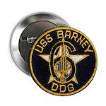 "USS BARNEY 2.25"" Button"