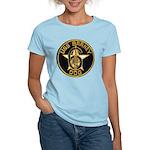 USS BARNEY Women's Light T-Shirt