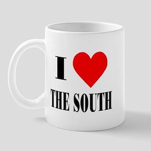 I Love The South! Mug