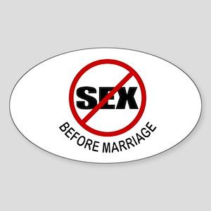 SAVE IT Sticker (Oval)