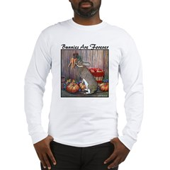 Lil Brown Rabbit Long Sleeve T-Shirt