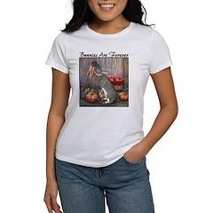 Lil Brown Rabbit Women's T-Shirt