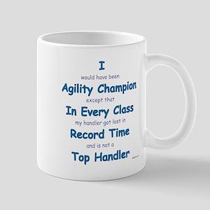 Agility Top Handler Mug