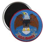 USS BARRY Magnet