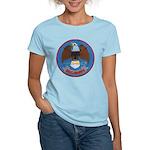 USS BARRY Women's Light T-Shirt