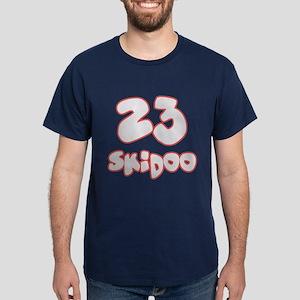 23 Skidoo Dark T-Shirt