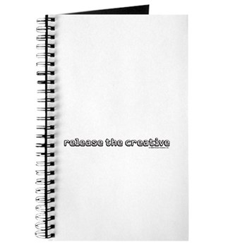 Release the Creative Journal