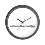 Release the Creative Wall Clock