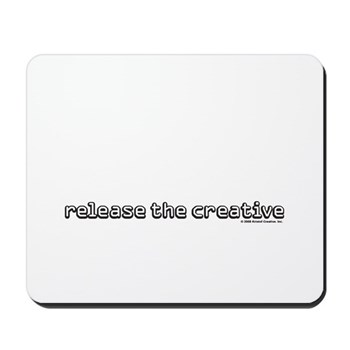 Release the Creative Mousepad