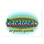 Pueblo Querido Postcards (Package of 8)