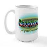 Pueblo Querido Large Mug