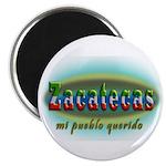 """Pueblo Querido 2.25"""" Magnet (100 pack)"""