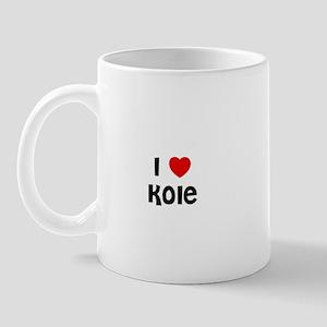 I * Kole Mug