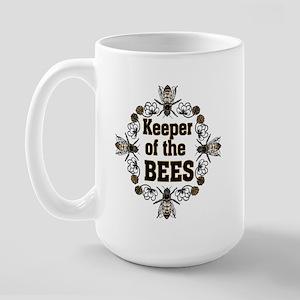 Keeping the Bees Large Mug