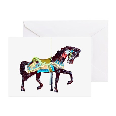 Carousel Horse Greeting Cards (Pk of 20)