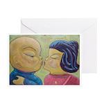 Kisu (Kiss) Greeting Cards (Pk of 10)