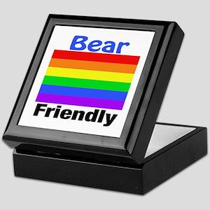 Bear Friendly Keepsake Box