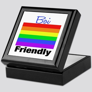 Boi Friendly Keepsake Box