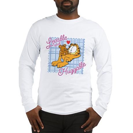 Lovable & Huggable Long Sleeve T-Shirt