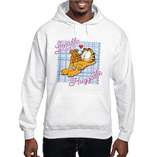 Lovable & Huggable Hooded Sweatshirt