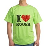 I (Heart) Roger Green T-Shirt