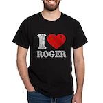 I (Heart) Roger Dark T-Shirt
