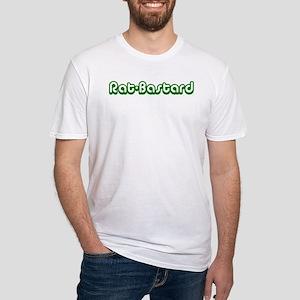 Ratbastard Fitted T-Shirt
