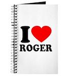 I (Heart) Roger Journal