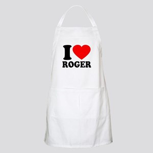 I (Heart) Roger Apron