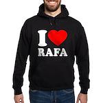 I (Heart) Rafa Hoodie (dark)