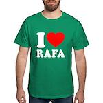 I (Heart) Rafa Dark T-Shirt