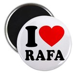 I (Heart) Rafa Magnet