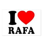 I (Heart) Rafa Postcards (Package of 8)