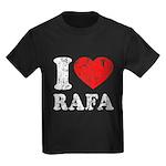 I (Heart) Rafa Kids Dark T-Shirt