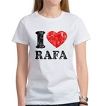 I (Heart) Rafa Women's T-Shirt