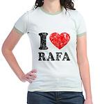 I (Heart) Rafa Jr. Ringer T-Shirt