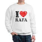 I (Heart) Rafa Sweatshirt