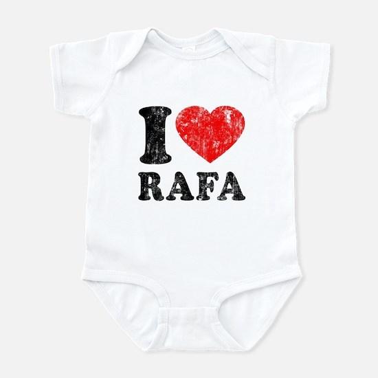 I (Heart) Rafa Infant Bodysuit