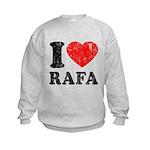 I (Heart) Rafa Kids Sweatshirt