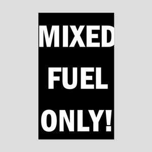Mixed Gas Sticker (Rectangle)