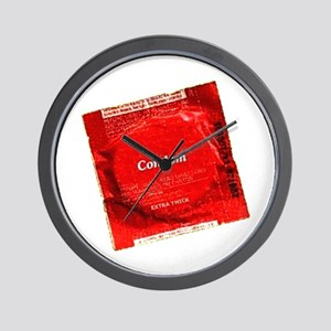Love Glove Wall Clock