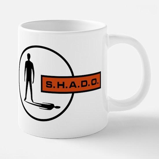 S.H.A.D.O. 20 oz Ceramic Mega Mug