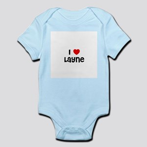 I * Layne Infant Creeper