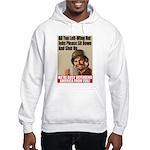 We're Defending America Hooded Sweatshirt
